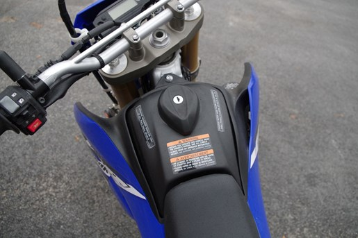 2015 Yamaha WR250R Photo 13 of 14