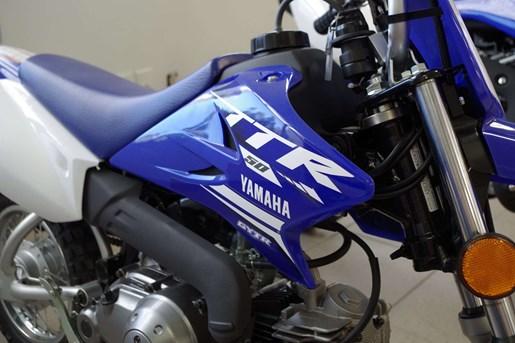 2018 Yamaha TT-R50E Photo 5 of 7