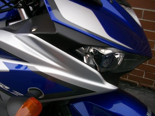 2015 Yamaha YZF-R3 Two-Tone Photo 6 of 36