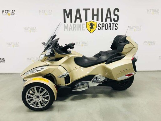 2017 Can-Am Spyder Rt Limited Photo 4 of 13