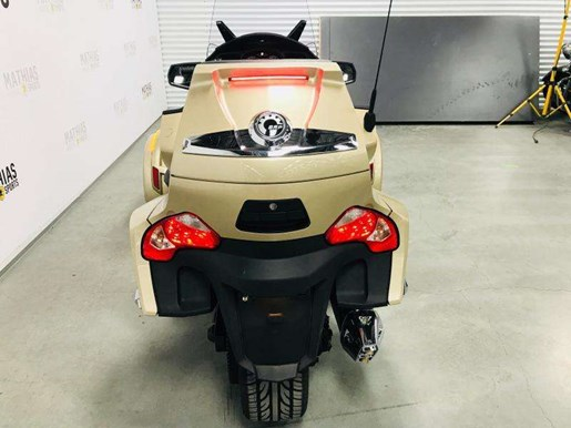 2017 Can-Am Spyder Rt Limited Photo 6 of 13