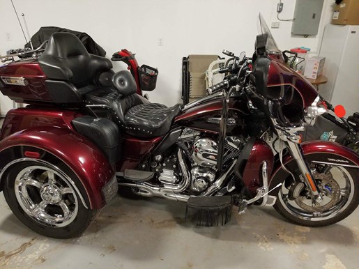 2014 Harley-Davidson Ultra Classic TriGlide Photo 1 of 1
