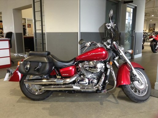 2015 Honda Shadow Aero Photo 1 of 4