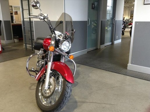 2015 Honda Shadow Aero Photo 2 of 4