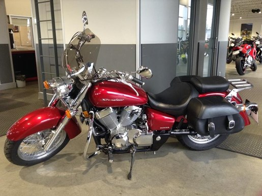 2015 Honda Shadow Aero Photo 3 of 4