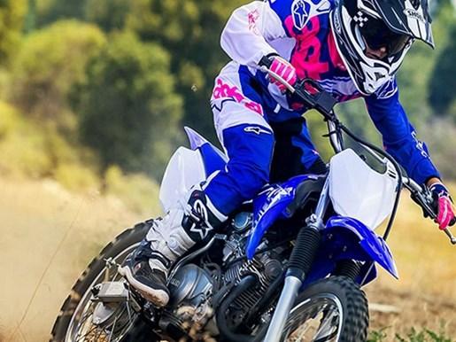 2018 Yamaha TT-R125LE Photo 3 of 7