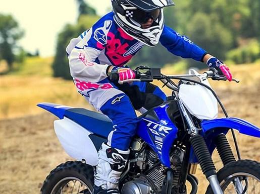 2018 Yamaha TT-R125LE Photo 4 of 7