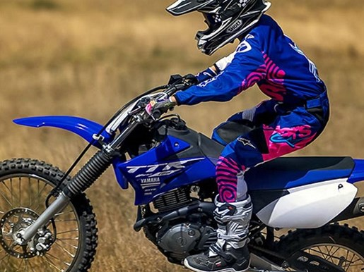 2018 Yamaha TT-R125LE Photo 5 of 7