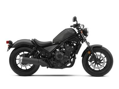 2019 Honda Rebel 500 ABS Photo 1 of 1
