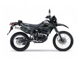 2019 Kawasaki KLX250 Digital Camo Photo 1 of 1