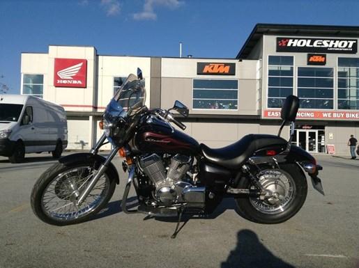 2009 Honda Shadow® Spirit 750 Photo 4 of 5