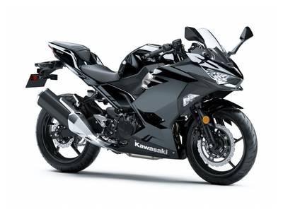 2018 Kawasaki Ninja 400 ABS Photo 1 of 1