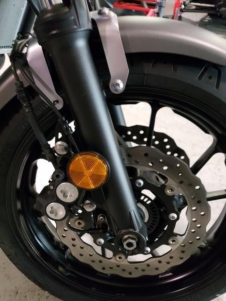 2018 Yamaha XSR700 Photo 4 of 9