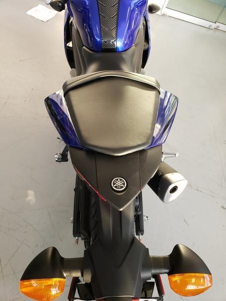2018 Yamaha YZF-R3 ABS Photo 8 of 11