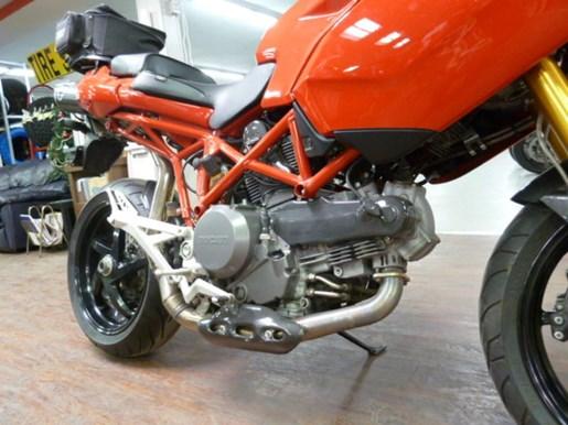 2009 Ducati Multistrada 1100s Photo 9 of 9