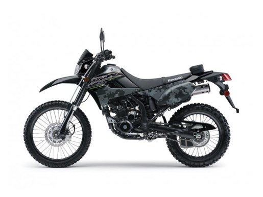 2019 Kawasaki KLX250 Digital Camo Photo 2 of 4