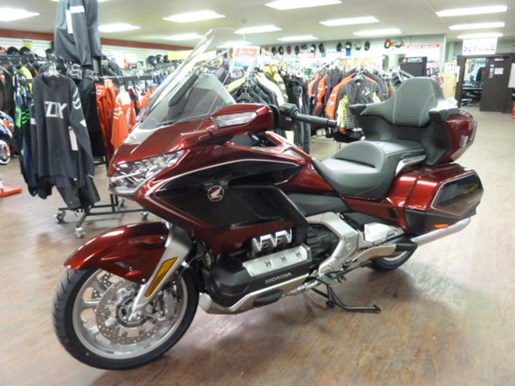 2019 Honda Gold Wing Tour DCT Airbag ABS Photo 1 of 8