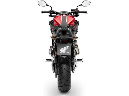 2018 Honda CB650FA STANDARD / 35$/sem Photo 9 of 10