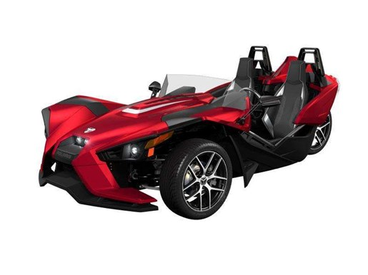 2017 SLINGSHOT SLINGSHOT SL ROUGE COUCHER DE SOLEIL / 72$/sem gar Photo 1 of 10