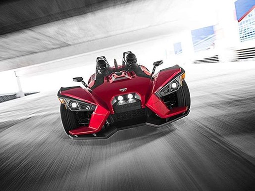 2017 SLINGSHOT SLINGSHOT SL ROUGE COUCHER DE SOLEIL / 72$/sem gar Photo 5 of 10
