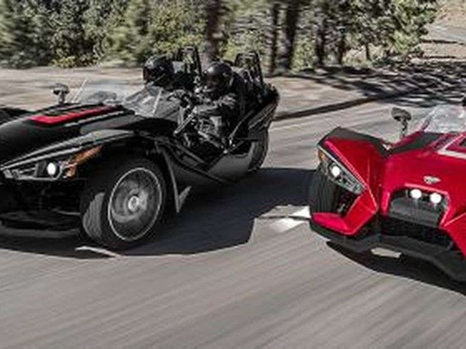 2017 SLINGSHOT SLINGSHOT SL ROUGE COUCHER DE SOLEIL / 72$/sem gar Photo 6 of 10