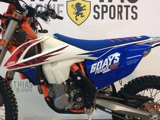2018 KTM 450 EXC-F SIX DAYS / 35$/sem Photo 8 sur 10
