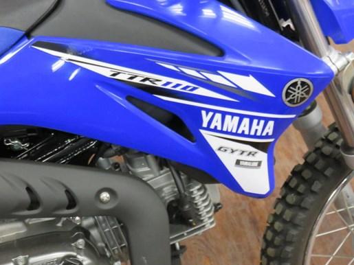 2017 Yamaha TT-R110E Photo 2 of 5