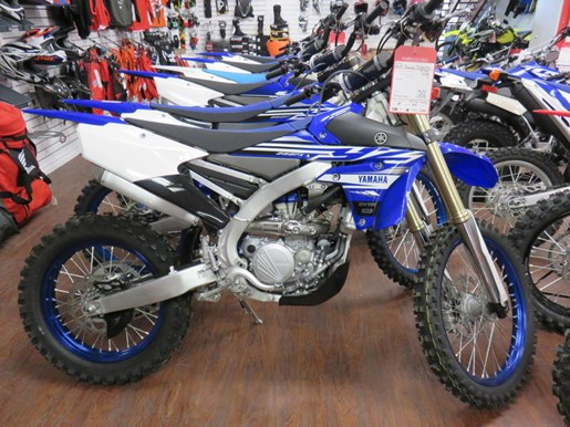 2019 Yamaha YZ250FX Photo 1 of 7