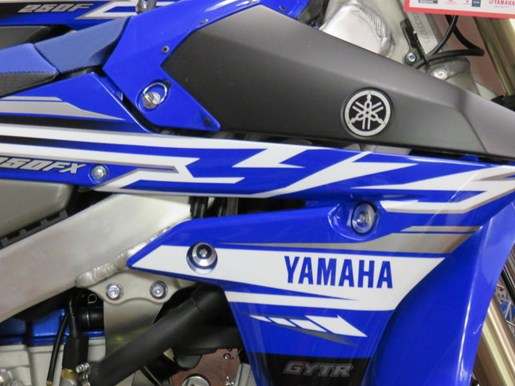 2019 Yamaha YZ250FX Photo 4 of 7