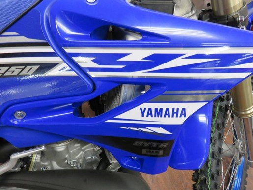 2019 Yamaha YZ250 (2-Stroke) Photo 2 of 7