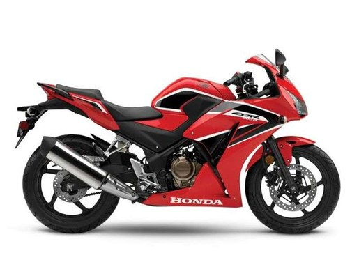 2018 Honda CBR300RA Photo 1 of 6
