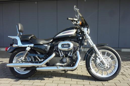 2007 Harley Davidson XL1200R Roadster Photo 1 of 3