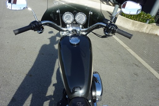 2007 Harley-Davidson XL1200R Roadster Photo 2 of 3