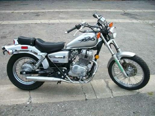 2008 Honda CMX250C Rebel Photo 2 of 11