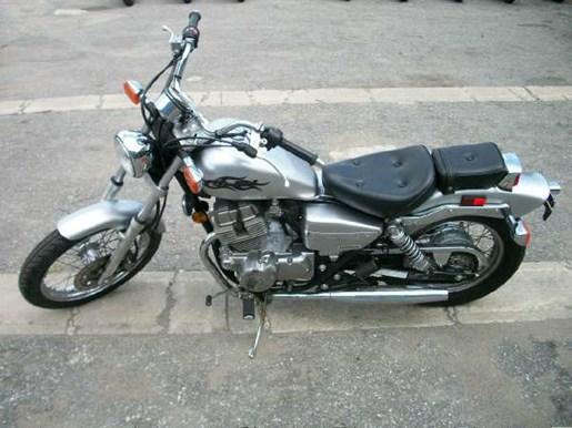 2008 Honda CMX250C Rebel Photo 8 of 11