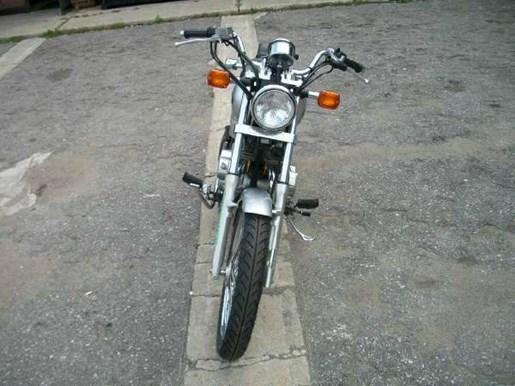 2008 Honda CMX250C Rebel Photo 10 of 11