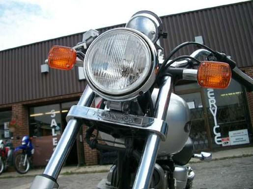 2008 Honda CMX250C Rebel Photo 11 of 11