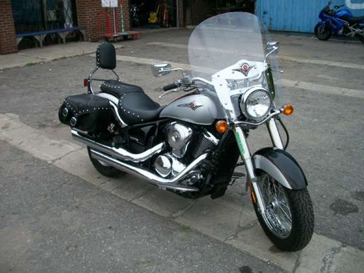 2007 Kawasaki Vulcan 900 Classic Photo 1 of 11