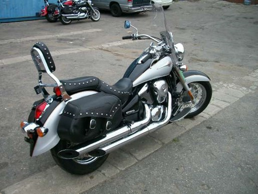 2007 Kawasaki Vulcan 900 Classic Photo 4 of 11