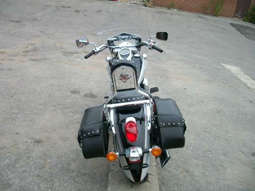2007 Kawasaki Vulcan 900 Classic Photo 5 of 11