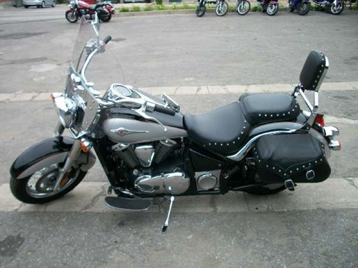 2007 Kawasaki Vulcan 900 Classic Photo 8 of 11