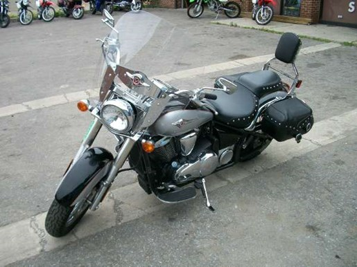 2007 Kawasaki Vulcan 900 Classic Photo 9 of 11