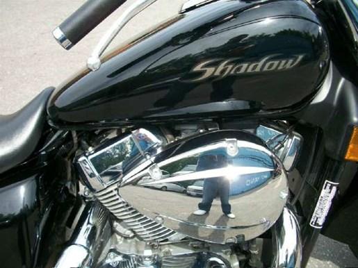 2006 Honda Shadow Aero  (VT750) Photo 3 of 10