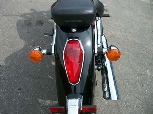 2006 Honda Shadow Aero  (VT750) Photo 5 of 10