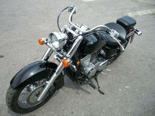 2006 Honda Shadow Aero  (VT750) Photo 9 of 10