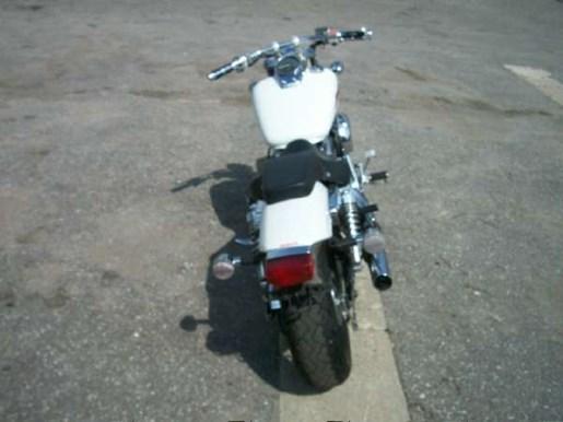 2001 Honda Shadow Spirit 750 Photo 5 of 11