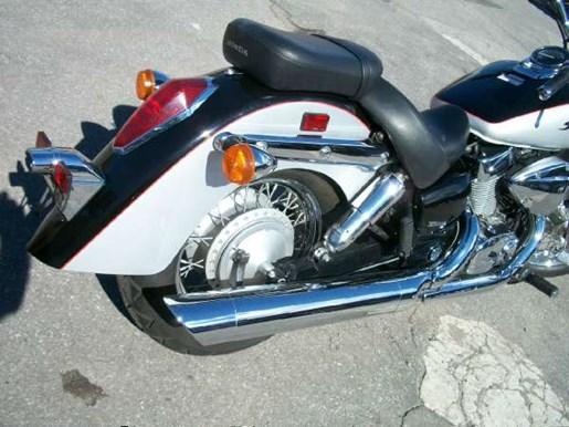 2004 Honda Shadow Aero (VT750) Photo 3 of 7