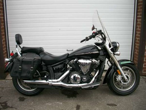 2007 Yamaha V Star 1300 Photo 1 of 11