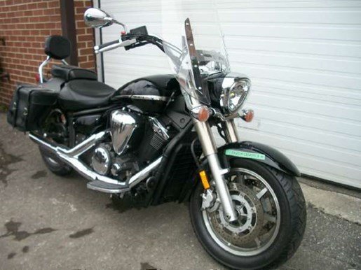 2007 Yamaha V Star 1300 Photo 4 of 11