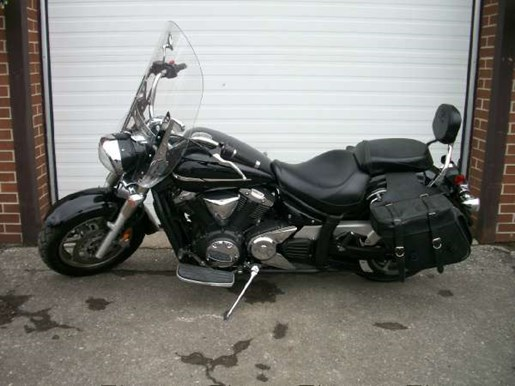 2007 Yamaha V Star 1300 Photo 5 of 11